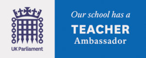 UK Parliament Teacher Ambassador Award